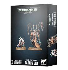 Fabius Bile Chaos Space Marines Warhammer 40K NIB