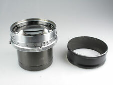 Leitz Leica Hektor 2,5 / 125 mm vermutlich Prototyp / rare prototype 79286