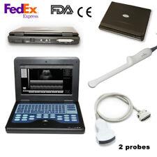 Portable Ultrasound Scanner Diagnostic Ultrasound Machine Convextransvaginal Us