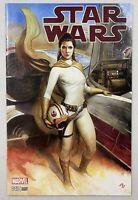 Star Wars #40 | Leia / Carrie Fisher Variant | Adi Granov | NM | (Marvel, 2015)