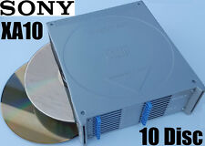 10 Disc Multi Play Magazine Cartridge for Sony Auto Sound Cd Changer