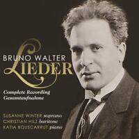 Susanne Winter - Bruno Walter - Complete Songs [CD]