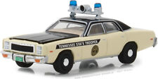 Greenlight Hot Pursuit Plymouth Fury Tennesse State Police Free USA Ship