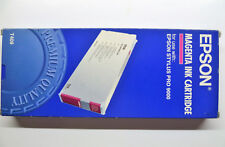 ORIGINALI Epson t409 MAGENTA Stylus Pro 9000 220ml --- OVP 11/2011