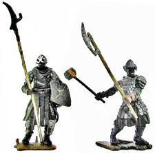 2 Orc Warriors - from Play Along Pelennor Fields - L.O.T.R. - painted 54mm scale