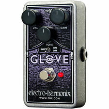 Electro-Harmonix OD Glove Overdrive Distortion electric guitar effects pedal