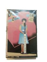 Patsy Cline Live at the Grand Ole Opry NEW Unopened Cassette 1988