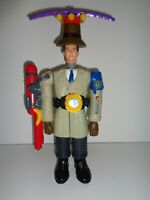 "14"" Disney Inspector Gadget McDonald's Happy Meal Toy Complete Set"