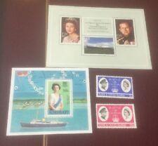 Royal Visit Miniature Sheets Plus Stamps All M N H
