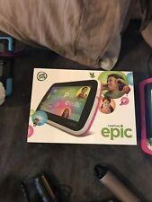 LeapFrog Epic 7-Inch 16GB Kids Tablet Pink NWB