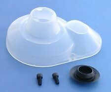 Team Associated 7461 Clear Molded Gear Cover