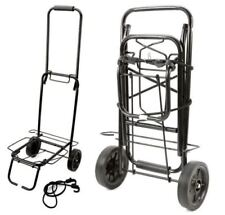 Unisex Adult Aluminium Up to 40L Luggage Trolleys