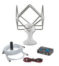 Antenne TV omnimax Maxview 12/24 V pour poids-lourds, caravanes, camping-car