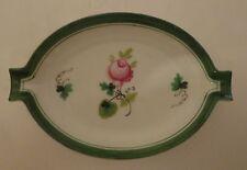 Old VIENNA VIEILLE ROSE de HEREND China Vintage Porcelain Oval ASHTRAY Trinket