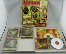 Rolling Stones Voodoo Stew 4-CD Original Vigotone 1996 Box Set