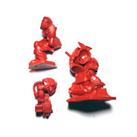 Blood Angels Space Marine Terminator Brother Scipio Space Hulk 40K