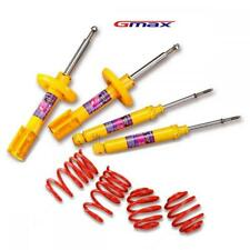 GMAX Lowering Springs & Shock Ford Fiesta MK4/5 16V Models 95-00 60mm