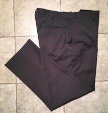 SAVANE* Mens Gray Casual Pants * Size 36 x 30 * EXCELLENT