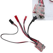 10A ESC Brush Motor Speed Controller Bi-directional für WPL B1 B24 C14 RC Auto