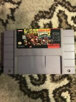 Donkey Kong Country 2: Diddy's Kong Quest (Nintendo SNES, 1995) ✅Cleaned ✅Tested