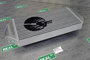 """SpeedFactory Standard Dual Backdoor 24x12x3 Core Intercooler 3"""" Inlet 3"""" Outlet"""