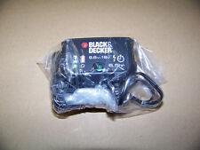 Stanley / Black & Decker Charger Multi-Volt 9.6-18V 210 MA Cup HR 90592360-01