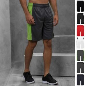 Mens Casual Active Sport Shorts Gym Running Fitness Sports Shorts Cool Football