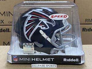 Atlanta Falcons - Riddell NFL Speed Mini Football Helmet