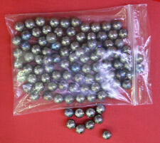 100x 9mm catapult slingshot ammo -  #000 (.360) Size lead balls   Freepost