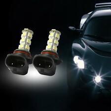 2x LED Lights 9006 HB4 68 SMD Auto Headlight Bulb Fog DRL Driving Day Lamp 6000K
