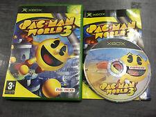 XBOX : pac man world 3