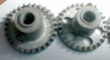 1960's Vintage Crown Gear 30 tooth Set Screw 48 pitch 1/8 axle #226 NOS slot car