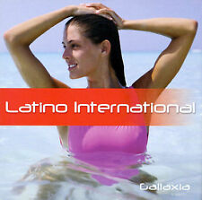 GALLAXIA - LATINO INTERNATIONAL [K-TEL] NEW CD