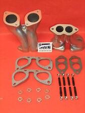 VW Cox Combi Buggy et 181; Pipes admissions IDF double pour moteur T1 30-240