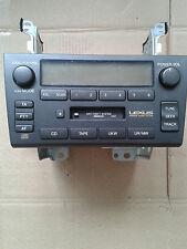 Lexus GS JZS160 300  Radio CD Player 86120-3A540  KEX-M8176ZT  DEFEKT (1)