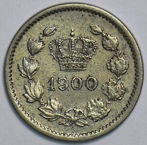 Romania 1900 10 Bani 240683 combine shipping