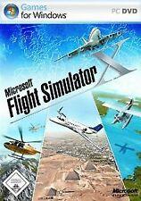 Flight Simulator X - Standard von Microsoft | Game | Zustand gut