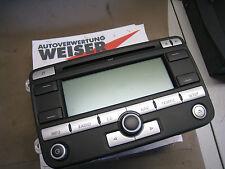 Blaupunkt MP3 Navi VW Passat Golf CD Radio 7612002044 1K0035191D VWZ1Z2H8282986