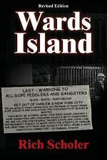WARDS ISLAND - NEW PAPERBACK BOOK