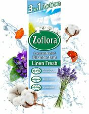 LINEN FRESH Zoflora 3 in 1 Action Concentrated Antibacterial 500ML