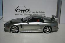 OTTO Toyota Supra 3000 GT TRD Silver 1:18 OT303 Ltd Resin
