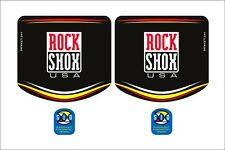 ROCK SHOX SID 1998  FORK / SUSPENSION DECAL SET