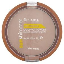 Pressed Powder Bronze Bronzers