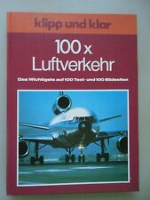 2 Bücher Sportflieger Lexikon + 100x Luftverkehr Luftfahrt