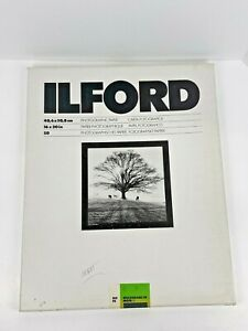 Ilford 16x20 Matte Photographic Paper Multigrade FB MGFB.5K 4 Pounds Stored Safe