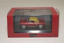 FF 1:43 STARLINE FIAT 1100 TV 1959 METALLIC MAROON MINT BOXED