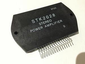 STK2028 - STK 2028 INTEGRATO AMPLIFICATORE POTENZA 2X30W