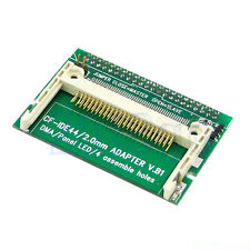 """CF Compact Flash Merory Card to Vertical 2.5"""" IDE Hard Disk Drive HDD SSD YG"""