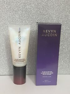 Kevyn Aucoin The Glass Glow Face and Body Illuminator Crystal Clear 30ml RRP £26