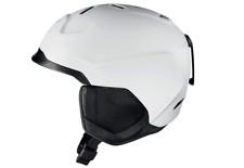 NEW Men's Oakley MOD3 Snowboarding Helmet S Small Matte White WITH MIPS